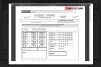 Przykładowy ekran aplikacji planer - 11
