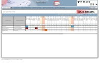 Przykładowy ekran aplikacji planer - 8